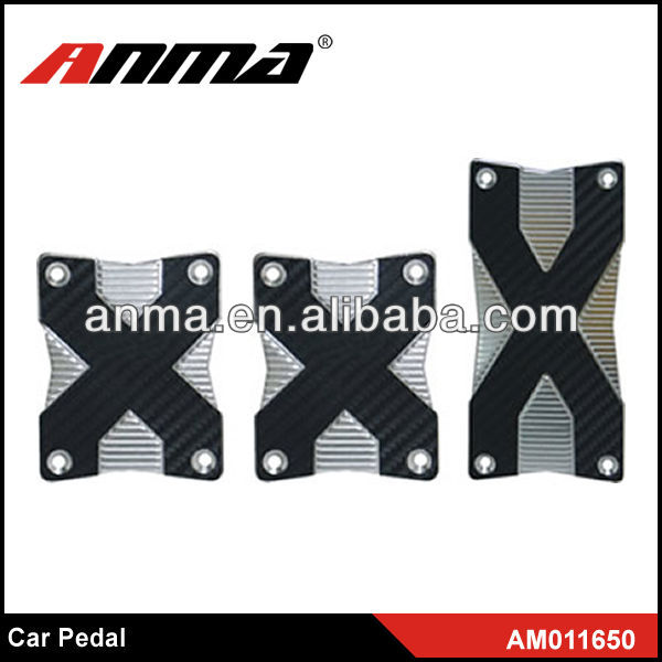 Good quality low price car auto accessories pedals pad lighted car pedals