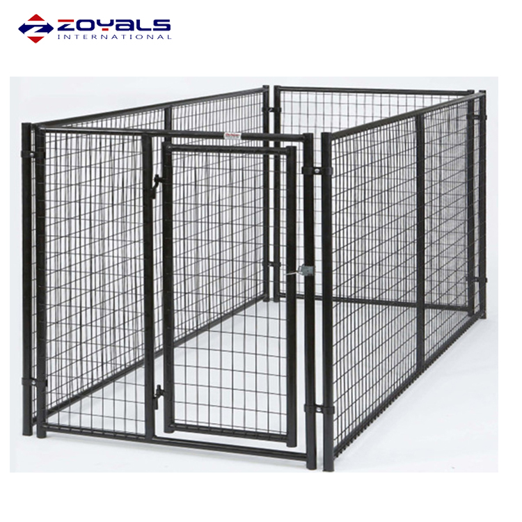 Professional manufacture directly sell wholesale price dog cages/dog kennel