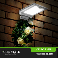 Waterproof IP65 led garden lighting solar outside light