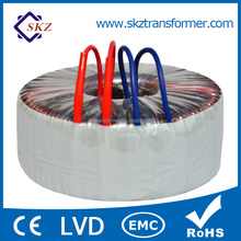 Newest Copper Winding Step Up 200V To 220V Toroidal Transformer 5000W