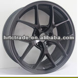 5 twins-spokes amg compomotive silver alloy wheel for wholesale