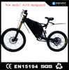 fat tire 24'' or 26'' wheel size 1500w mini fold electric chopper bike