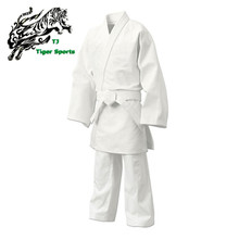 High quality white cheap Judo kimono