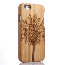 Custom wood case for iPhone, Walnut Rosewood Maple Bamboo Cherry, Bamboo case cover for iPhone 5 5S SE