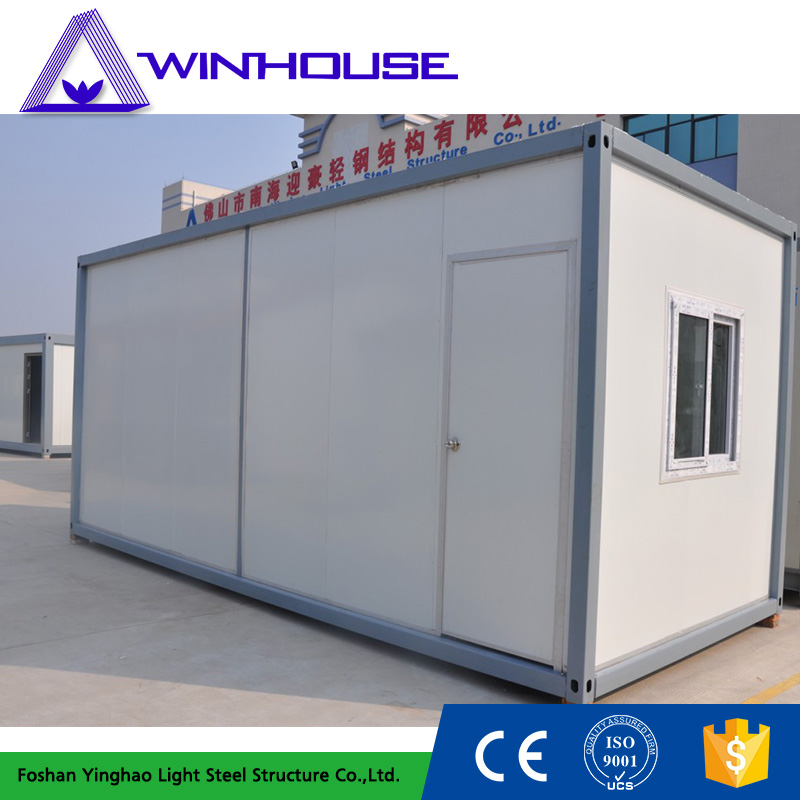 New Design Customized Container Kit Homes Without Basement