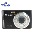 "20MP 8.0CMOS Professional Digital Camera 2.4"" 1080P HD Mini Compact Camera Digital With Face/ Smile Detection"