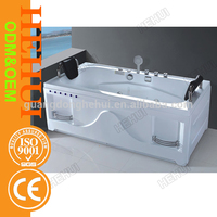 RC-D1153 4 person whirlpool hot tub and jetted massage bathtub with luxurious outdoor spa bathtub