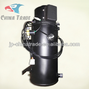Popularized 30KW 24V Diesel Water Parking Heater