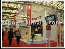 Exhibition booth builder for Auto China 2014 beijing