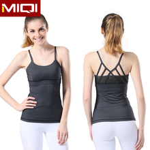 Active Wear Wholesale Four Needles And Six Lines Fashionable Women Tank Tops