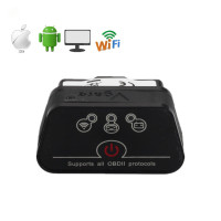 Professional Vgate iCar 2 WIFI version ELM327 OBD2 Code Reader iCar2 for Android/ IOS/PC