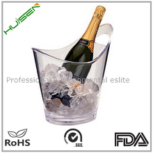 OEM service Welcomed plastic belvedere vodka bottle ice bucket
