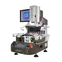 ZMR720 rework station for soldering/de-soldering all kind of SMD chips and parts resistors capacitors