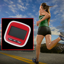 New Multifunction Digital Step Arm Running Pedometer Walking Calorie Counter Distance Hot Sales