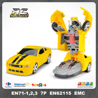 Toy Robot R/C Car Transform Robot Toy