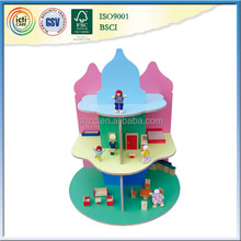 Colorful Platform Room Kids Outdoor Toys