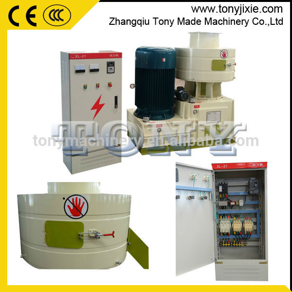 high quality eucalyptus wood chips pelletizing machine for sale