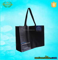 high quality eco nonwoven tote shopping bag