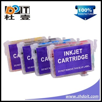 New product refillable ink cartridge T2201-T2204 for Epson WF-2530/WF-2540/WF-2630/WF-2650/WF-2660