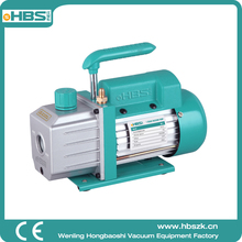 HBS RS-1.5 single stage small electric stable vacuum pump HAVC 5pa 110V/220V vacuum pump tool