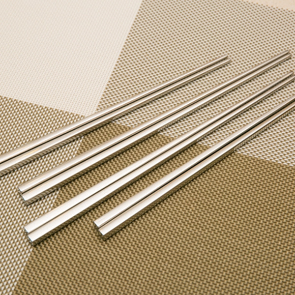 Chinese wholesale 304 stainless steel heat-insulated chopsticks