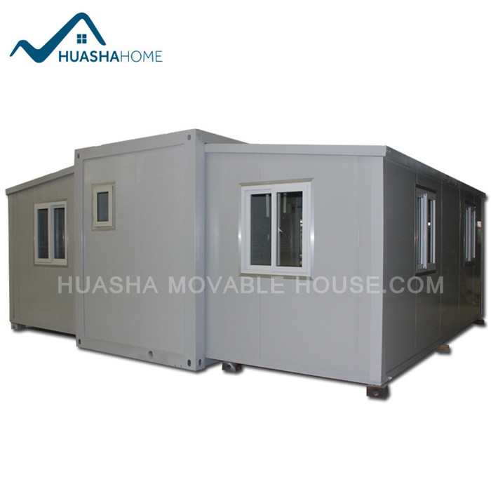 20ft low cost prefabricated house design of the shipping container price