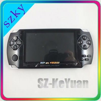 "Newest style 32 Bits 4.3"" mp5 PMP Portable TV game player"
