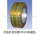 COLD ROOM P.U WHEEL
