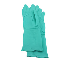 Smooth surface non sterile competitive price latex-free medical consumable gloves
