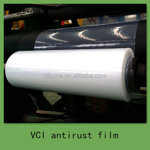 Hot sale ! Antirust PE film / White Stretch VCI film / PE protect film
