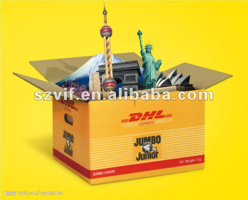 Express courier agent in China---the lowest express rate
