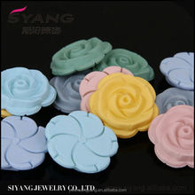 New coming good quality latest rubber flower with many colors