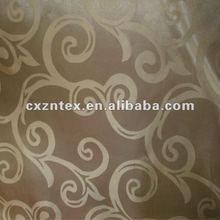 Barocco Scroll print satin fabric