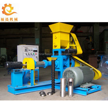 Fish feed granulator making machine/Floating feed pellet machine