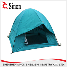 new products folding winter sleeping heated camping tent for camper