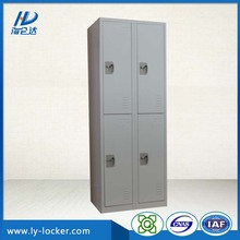 customized 4 Compartment Steel Locker For Sale