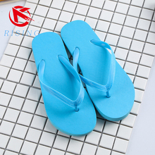 New sleeper footwear , rubber rainbow flip flop sole material wholesale beach flip flops