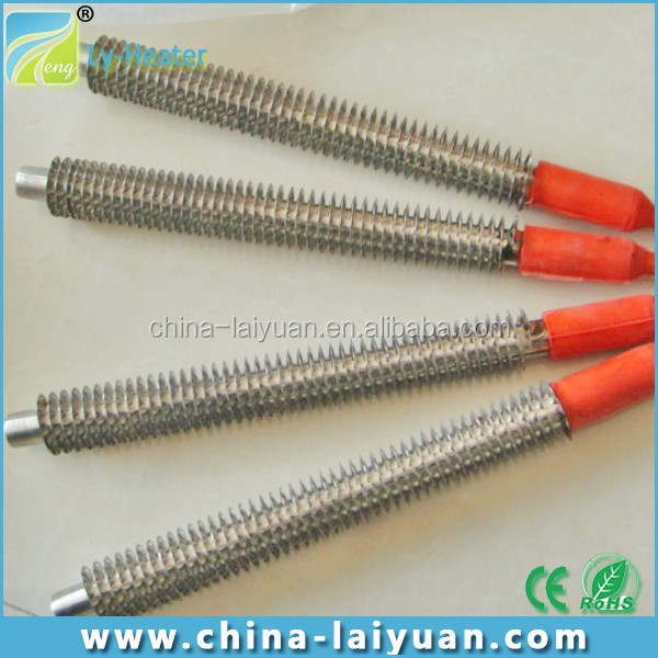 hot new products for 2015 year finned electric tubular heater