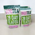 Chinese green tea - natural slim fit tea detox tea