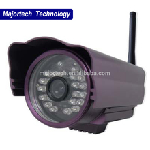 Waterproof indoor outdoor CCD Wireless IP Wi-Fi IR Box Camera Cam