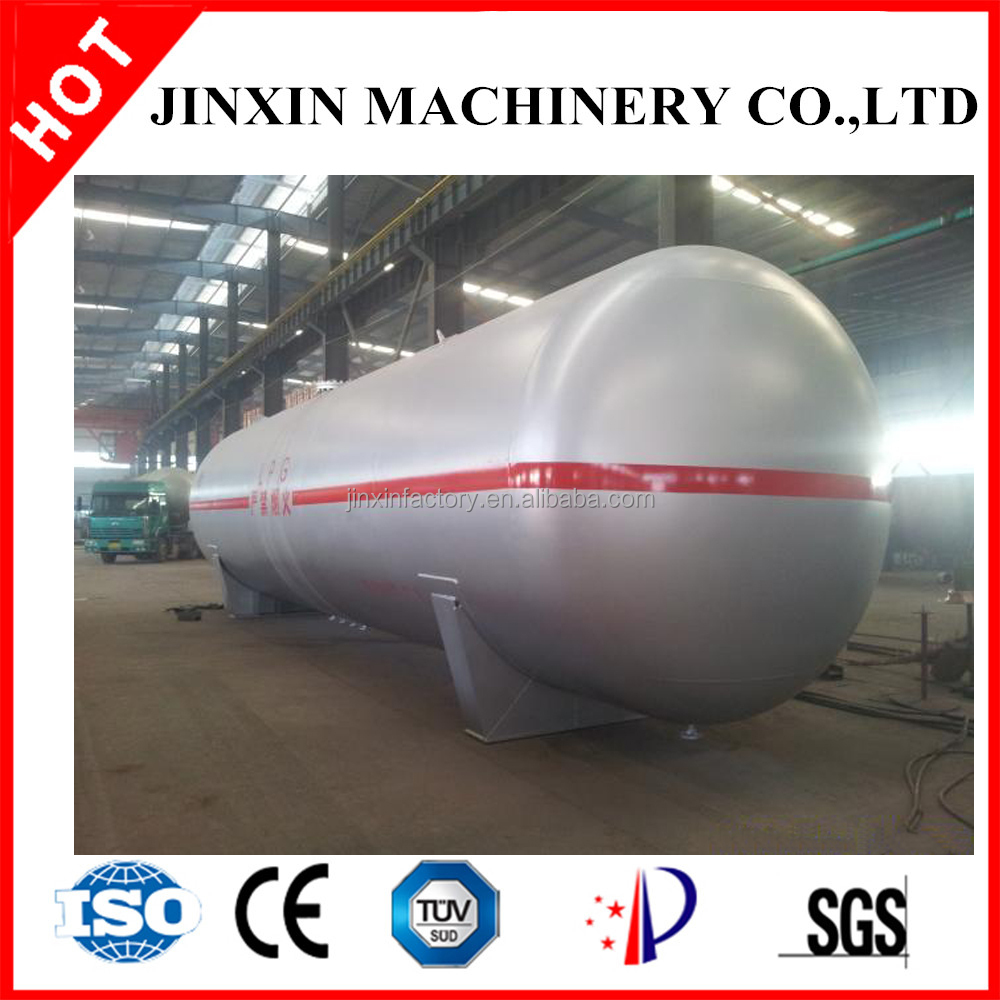 5m3 pressure vessel lpg storage tank, lpg overall filling station