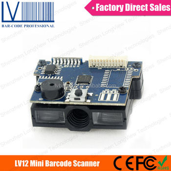 LV12 Barcode Lookup for OEM 1D Lable Scanners