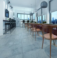 1200x600 Cement design glazed porcelain tile -ALES K1263517TA