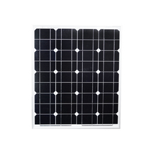 Rooftop 60W 12V Mini Panel Solar For Home