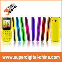 Best Cheap 1.8 inch Screen Quad Band Dual SIM Card Unlocked GSM OEM Mobile Phone Made in China