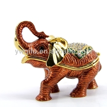 New style souvenir items for couples indian handicraft elephant QF4292