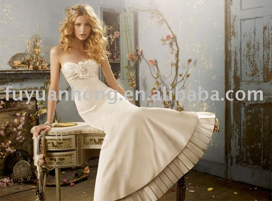 popular wedding gown /FYH-WD00364