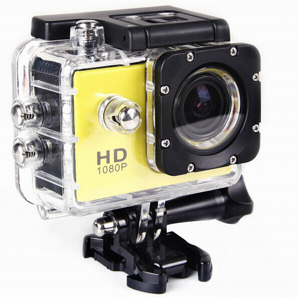 Waterproof 720P HD Sports Outdoor Action Digital Video Camera
