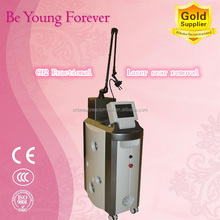 wrinkle removal &acne removal co2 laser /co2 extraction machine