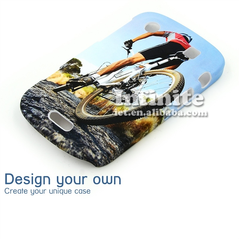 Ali baba factory designer customized rubber mobile cover for smart phone for blackberry for 9900